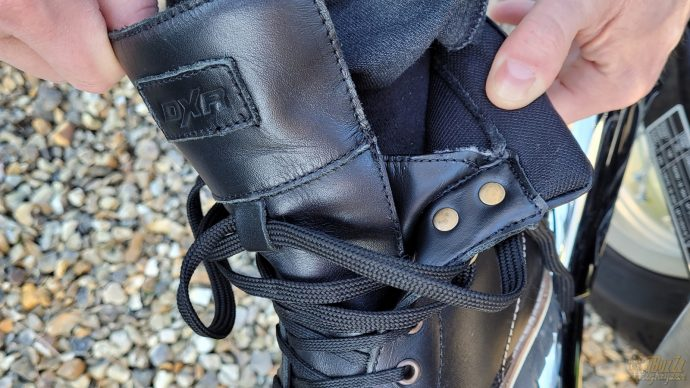 membrane étanche des chaussures DXR Woody