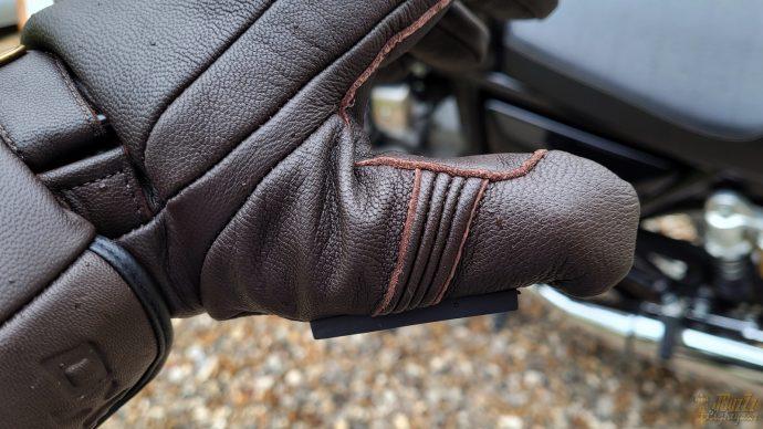 gants DXR Bricklane, parfaitement étanches