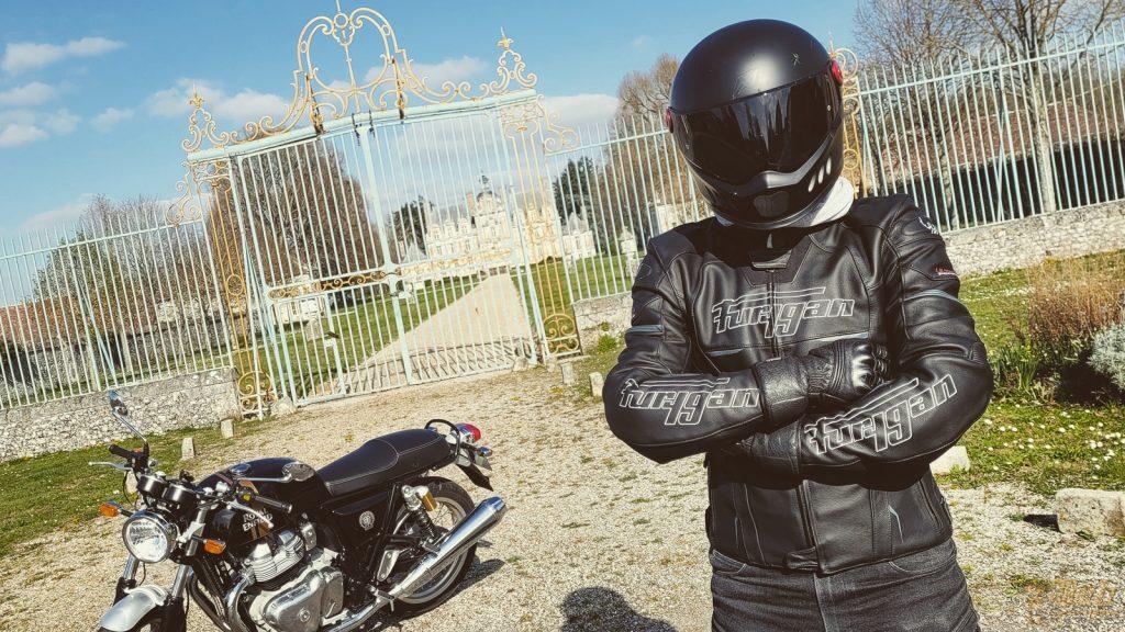 Capable de s'adapter au style d'un large panel de motards, le Nitros est exemplaire côté confort et souplesse!