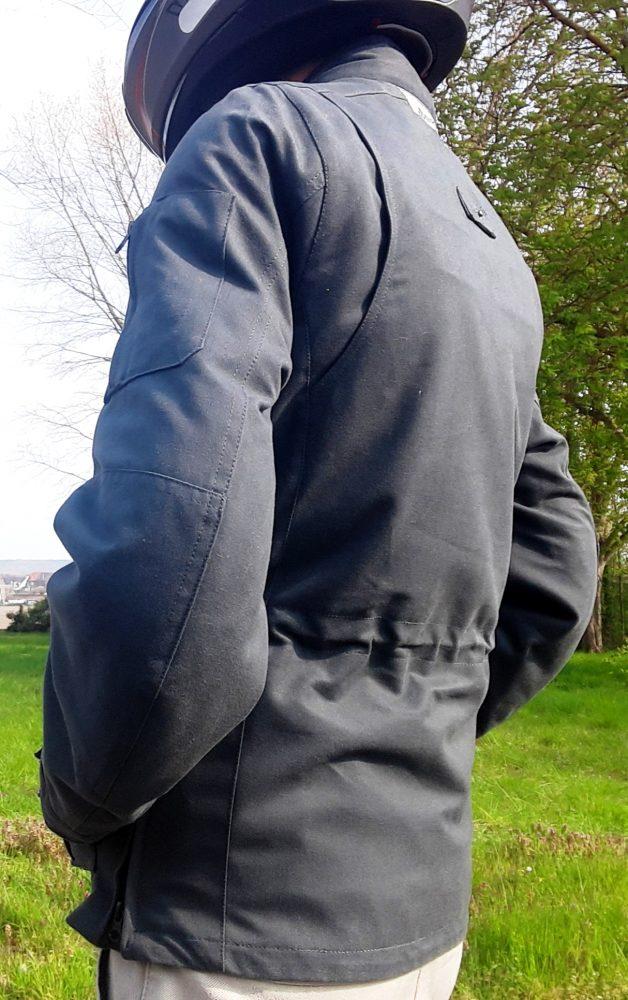 veste Bering Commander avec capuche amovible
