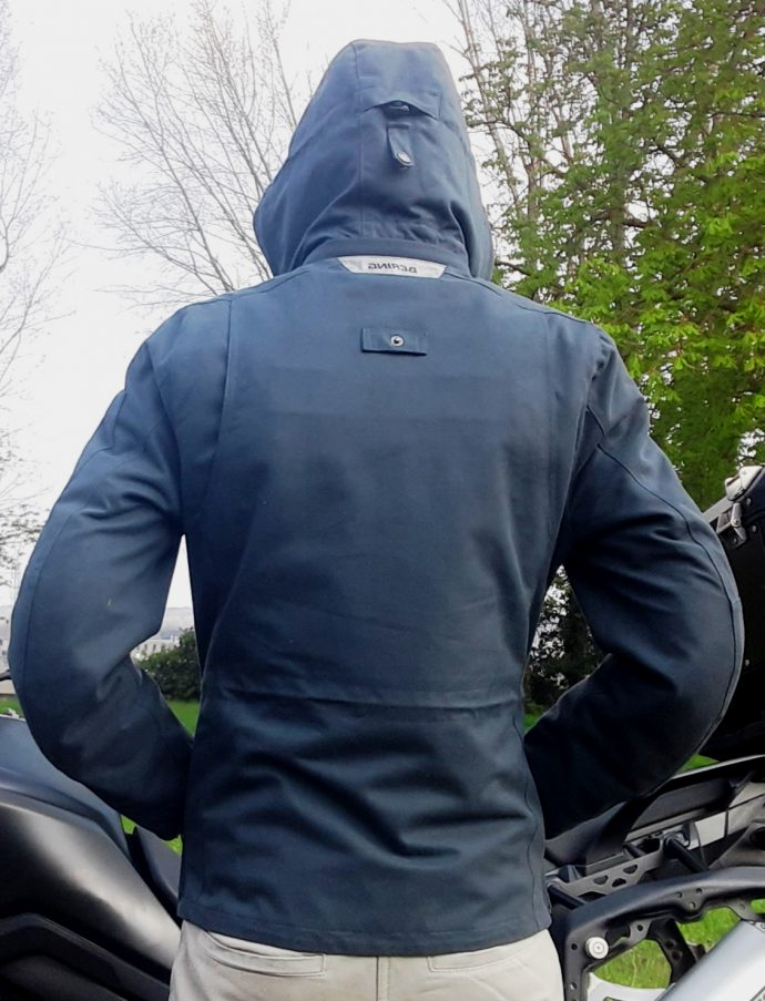 veste Bering ajustable au niveau de la taille