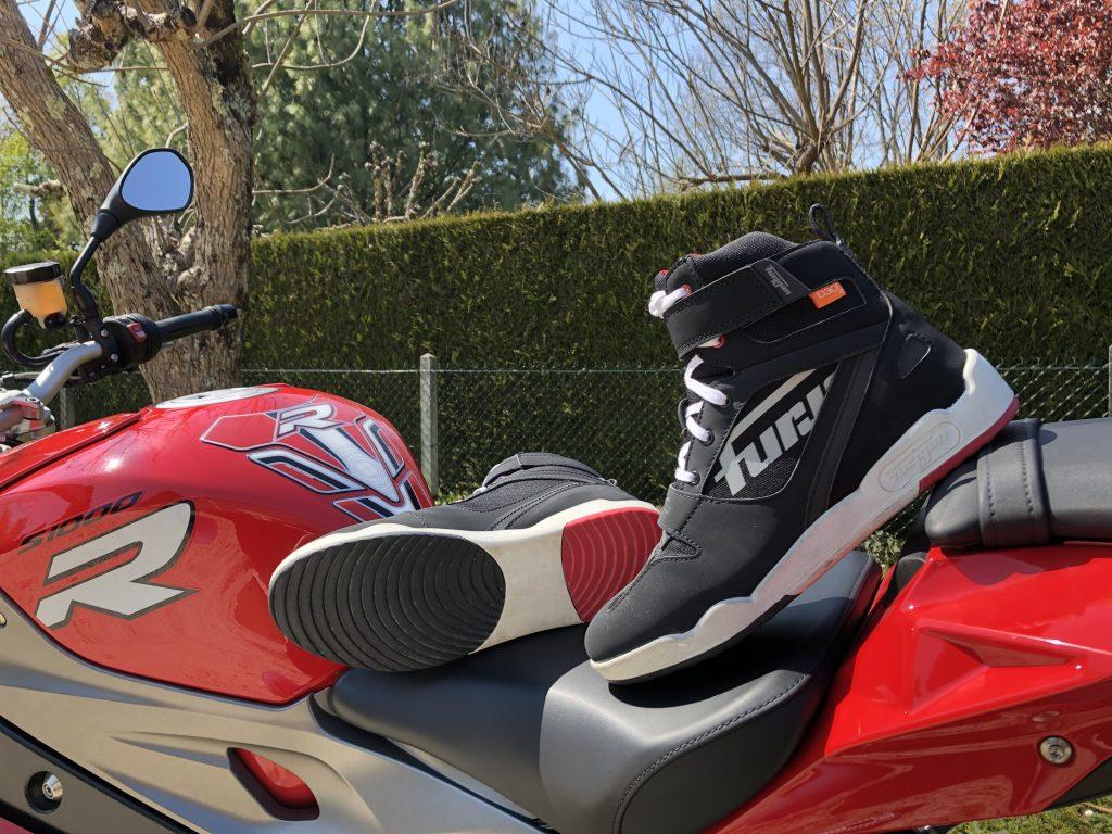 Furygan Get Down – Un look de sneakers