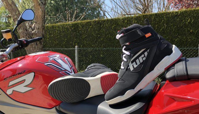Furygan Get Down - Un look de sneakers