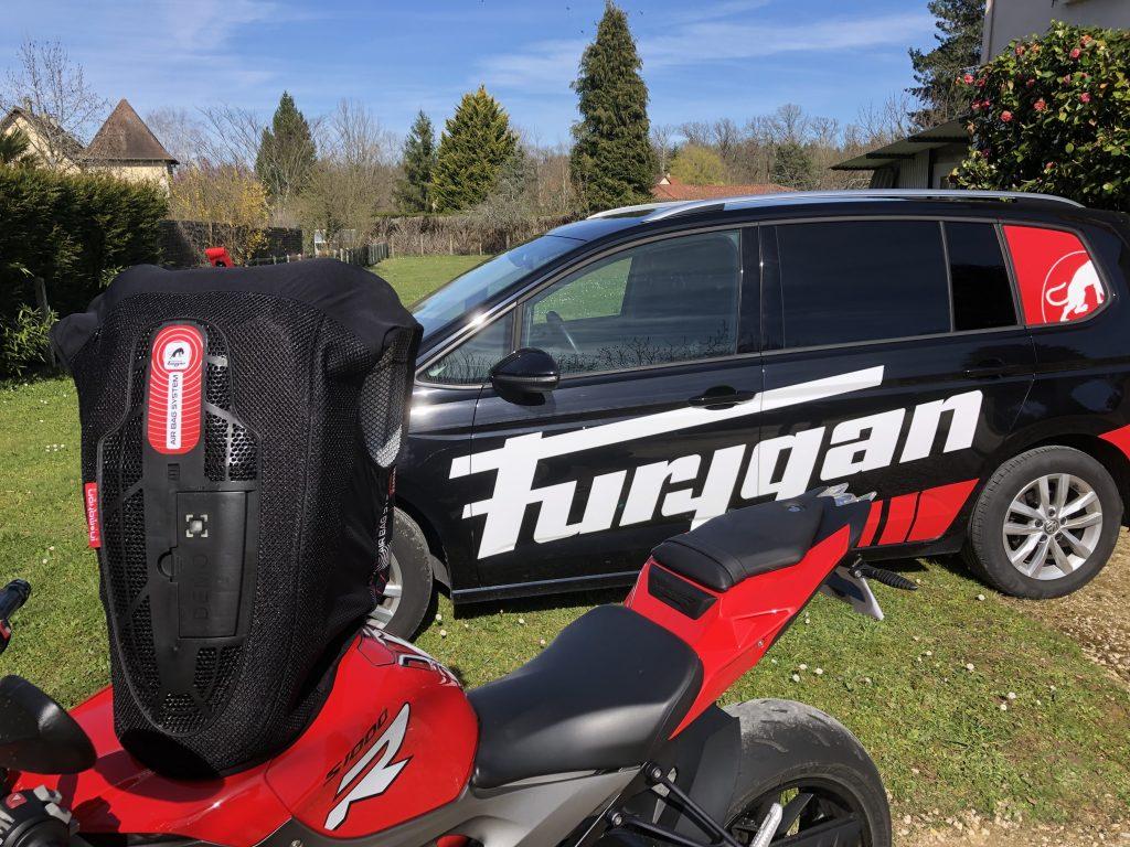 Furygan Fury Airbag System