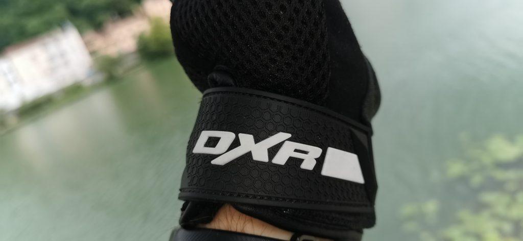 DXR POKER – patte de serrage avec logo