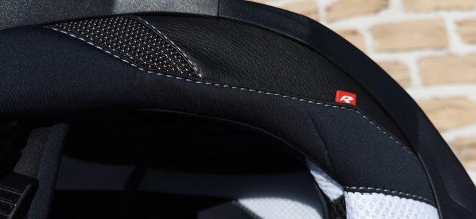 casque intégral Nexx SX.100R : la R Touch
