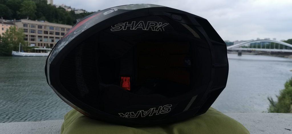 Skwal 2- intérieur et commande des LED
