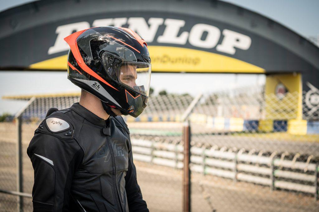 Casque Dexter Le Mans 24H Motos