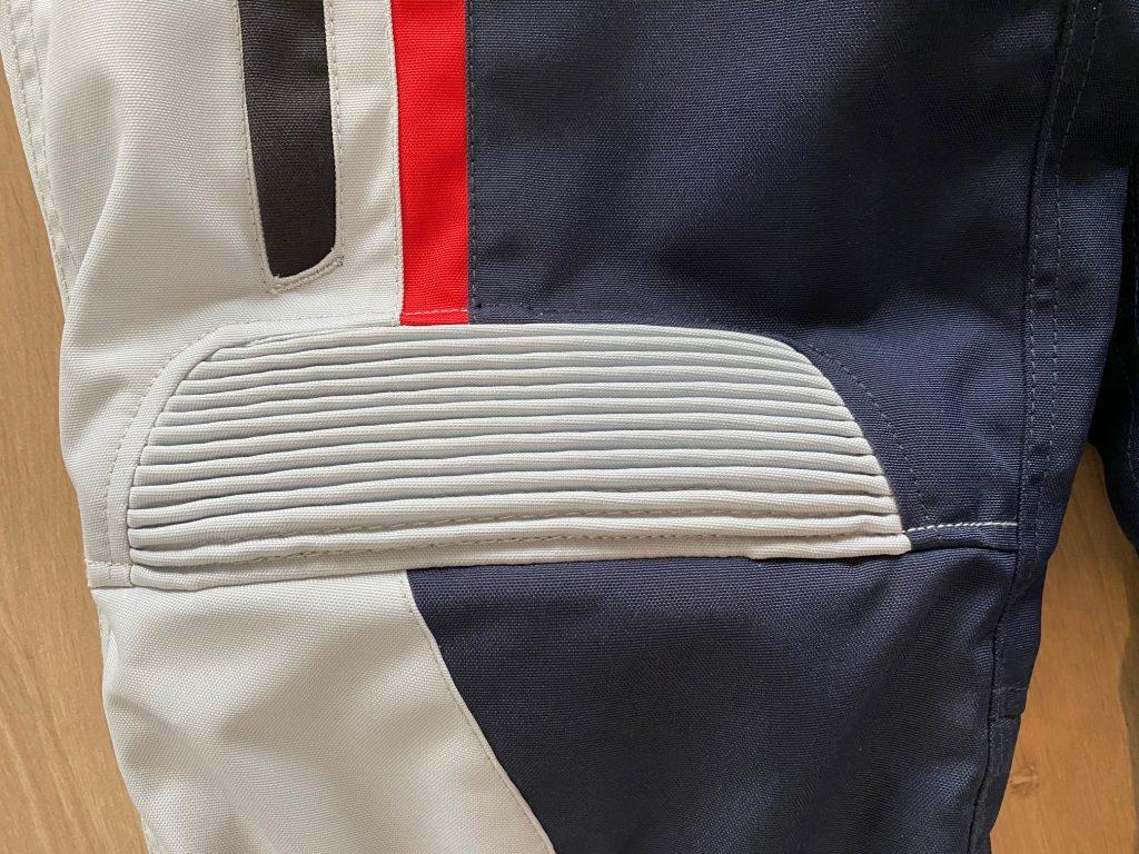 Tissu genoux sur le pantalon Apalaches Furygan
