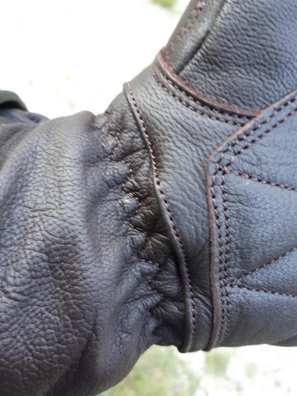 serrage 1 gants DXR Townhall