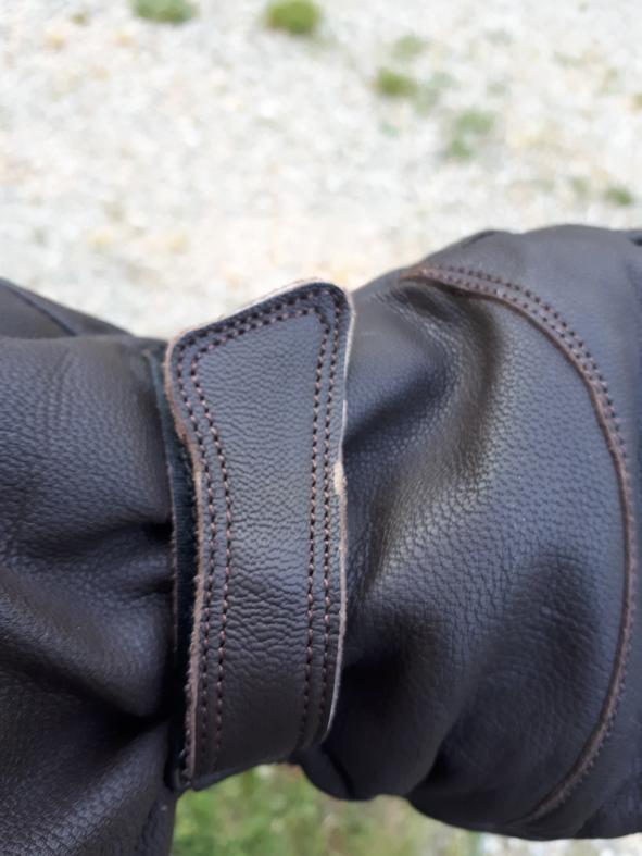 serrage 2 gants DXR Townhall