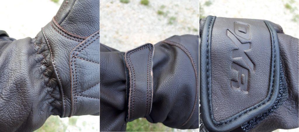 serrage des gants DXR Townhall