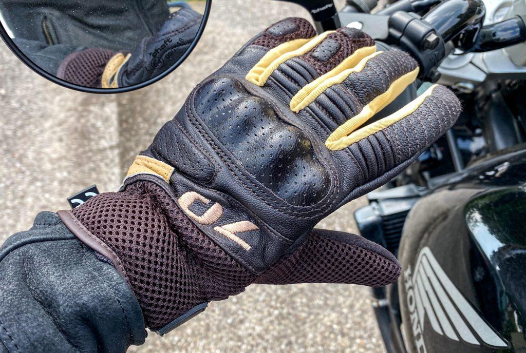 essai des gants Segura Lady Melbourne avec numéro fétichez 70 de la marque