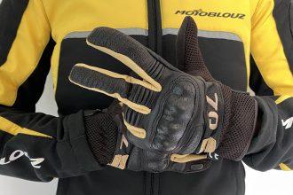Essai des gants Segura Lady Melbourne