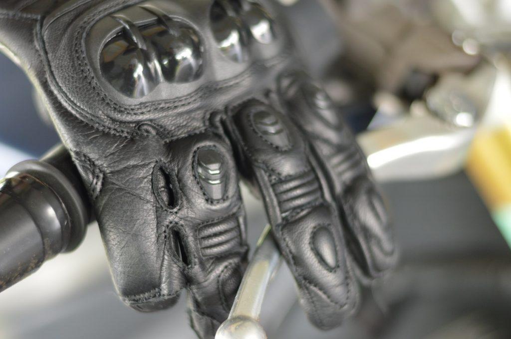 dxr gant motard