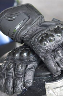 les gants DXR Borgatti à l'essai