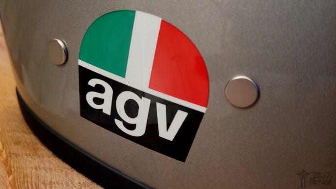 Test du casque AGV, marque mondialement connue