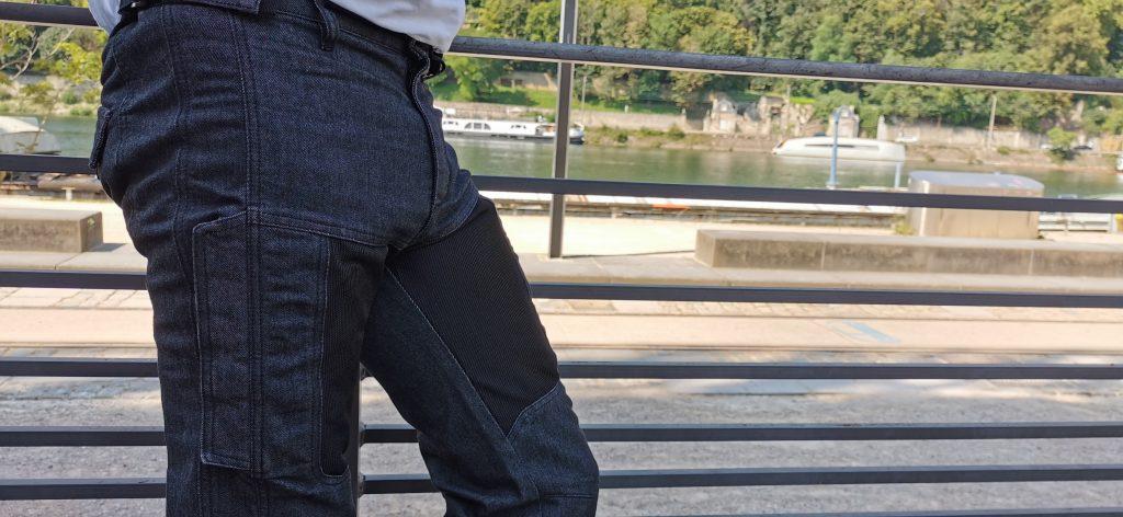 DXR Denim'R – Mesh et poche latérale