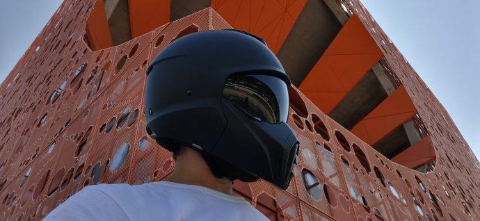 rouler incognito avec le casque Dexter Vulcan