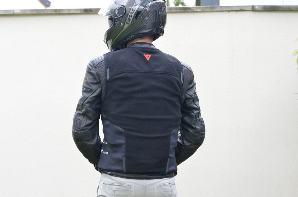 Dainese back