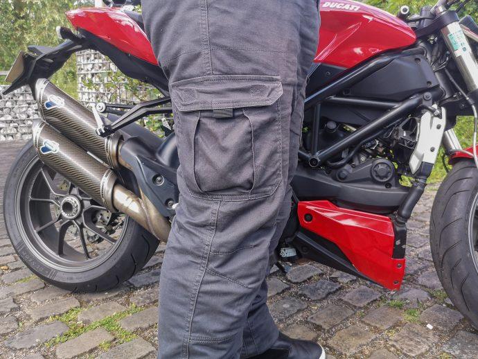 Essai du pantalon cargo DXR Nazaire