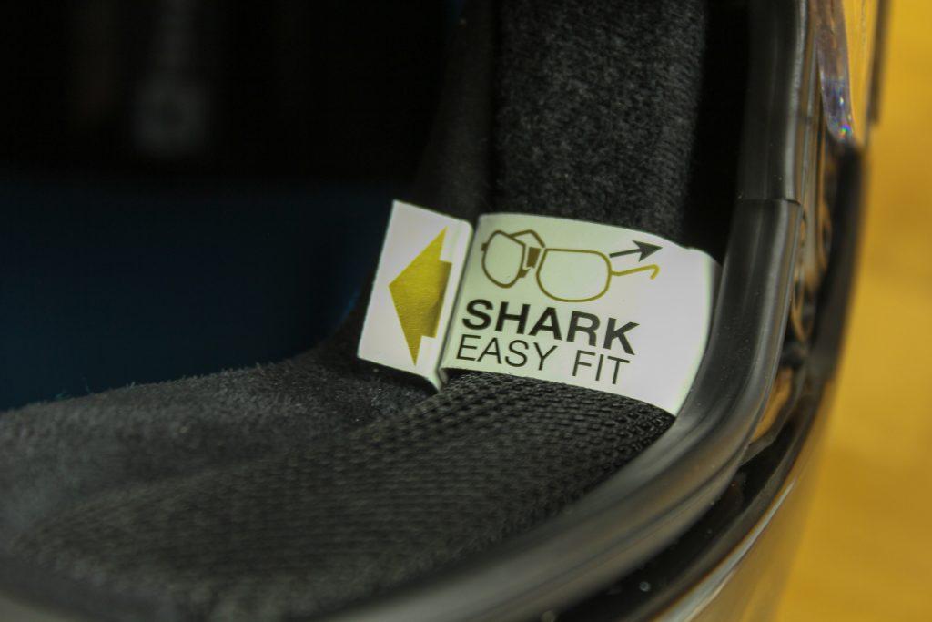 Shark Spartan 1.2 – système easyfit
