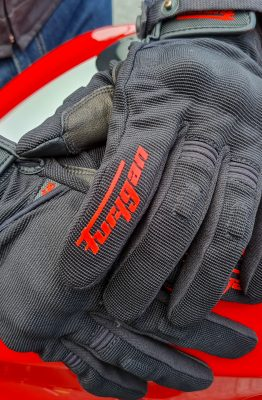 essai des gants Furygan Jet D3O